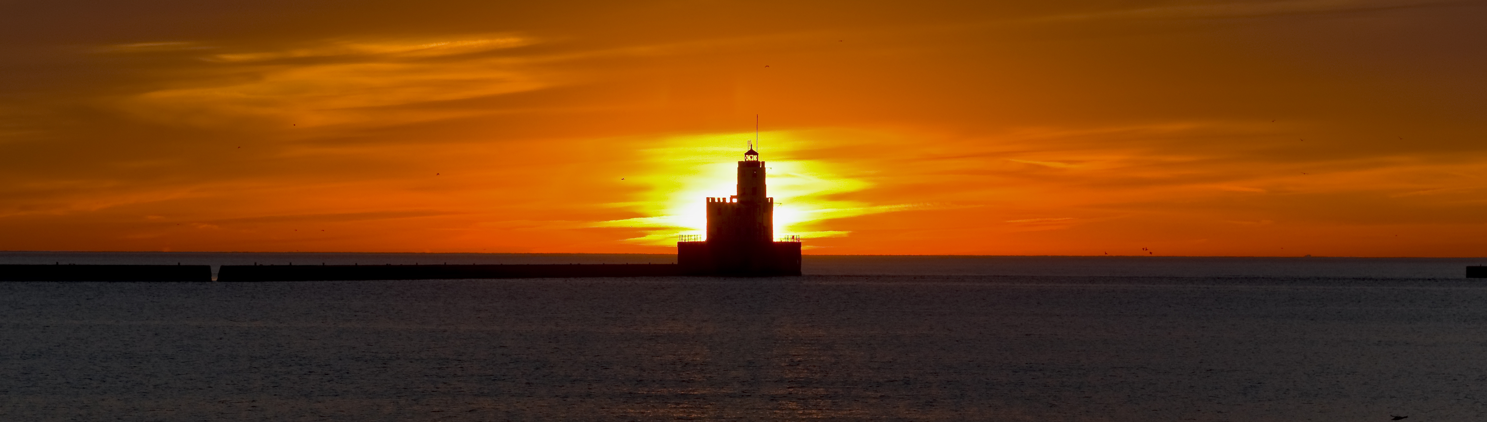 Sunrise_Lake Michigan